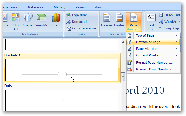 how to save a pages document in word format