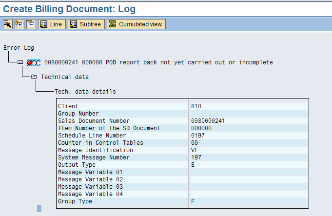 what is fi document in sap