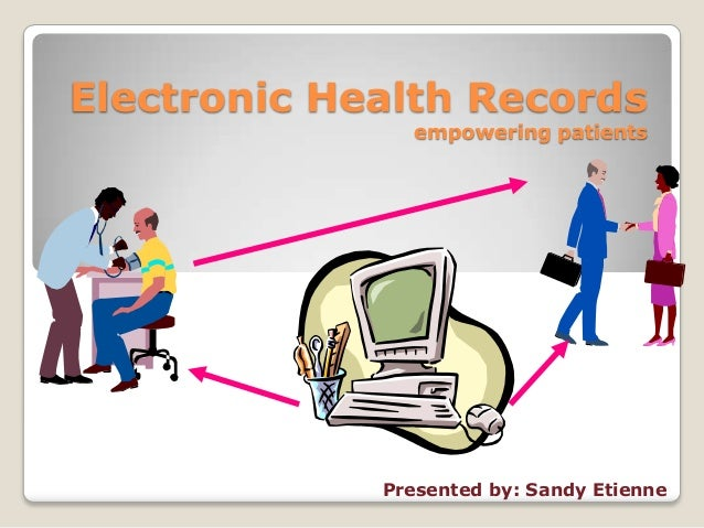 medical documentation and the electronic health record