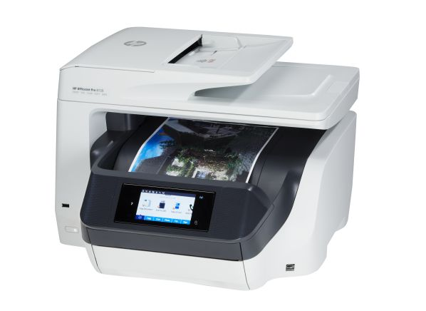 how to use automatic document feeder hp