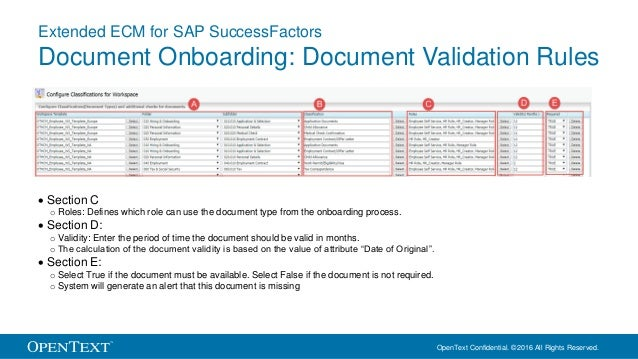 osap document is not valid